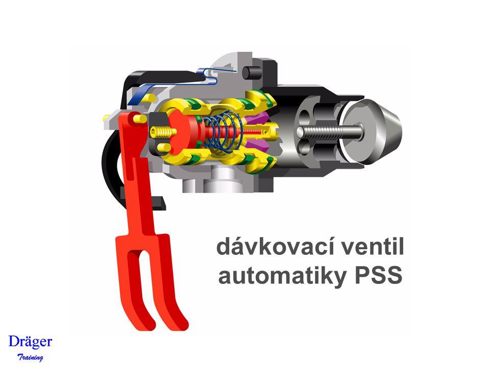 dávkovací ventil automatiky PSS