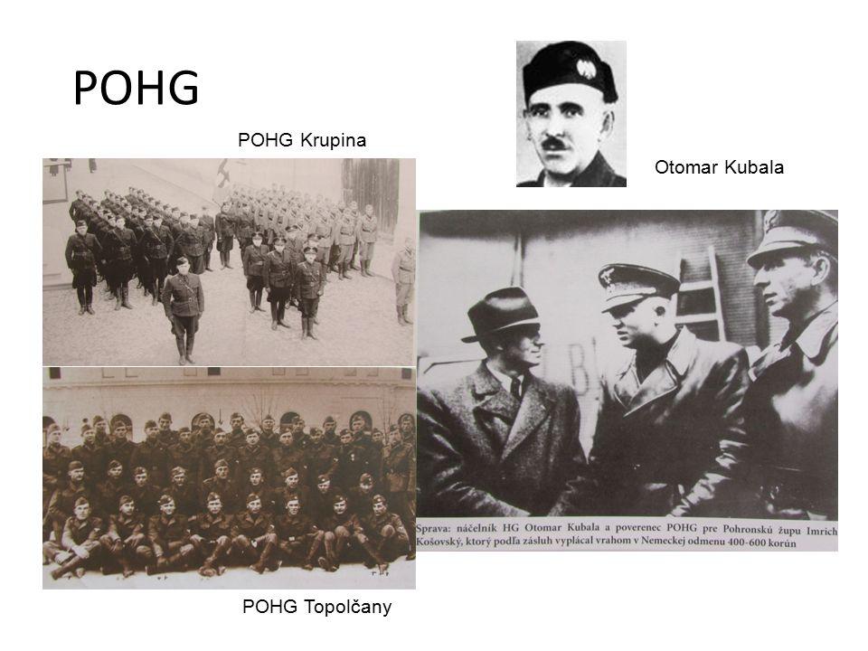 POHG POHG Krupina Otomar Kubala POHG Topolčany