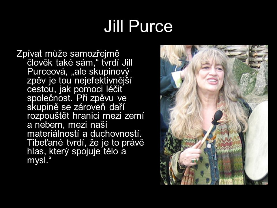 Jill Purce