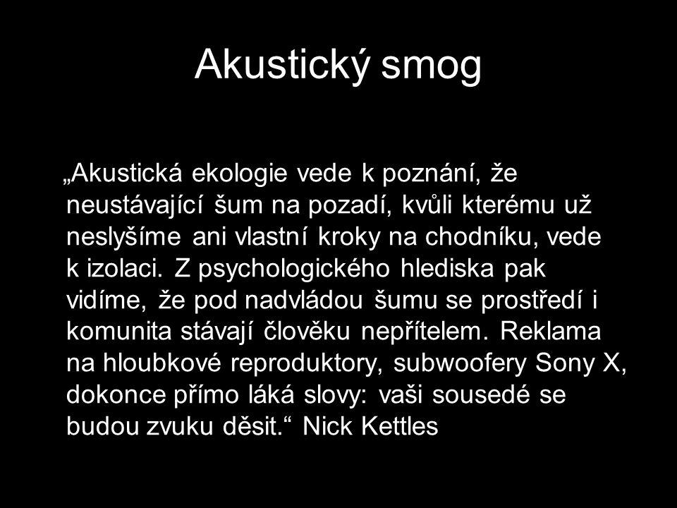 Akustický smog