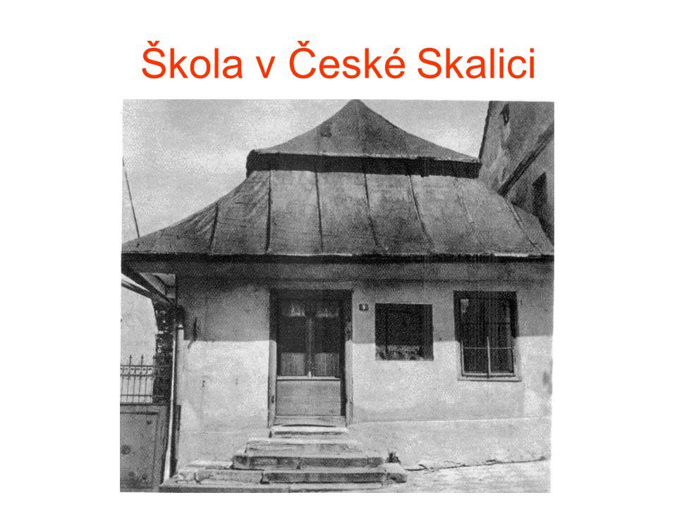 Škola v České Skalici