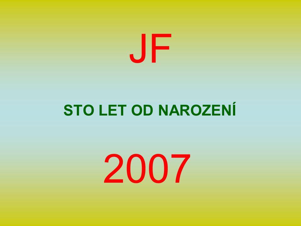 JF STO LET OD NAROZENÍ 2007