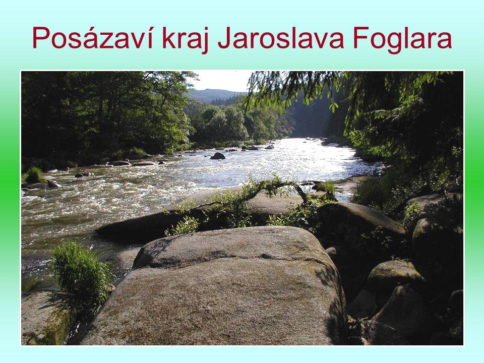 Posázaví kraj Jaroslava Foglara