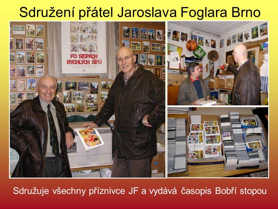 Sdružení přátel Jaroslava Foglara Brno