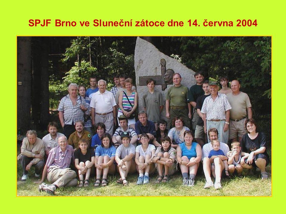 SPJF Brno ve Sluneční zátoce dne 14. června 2004