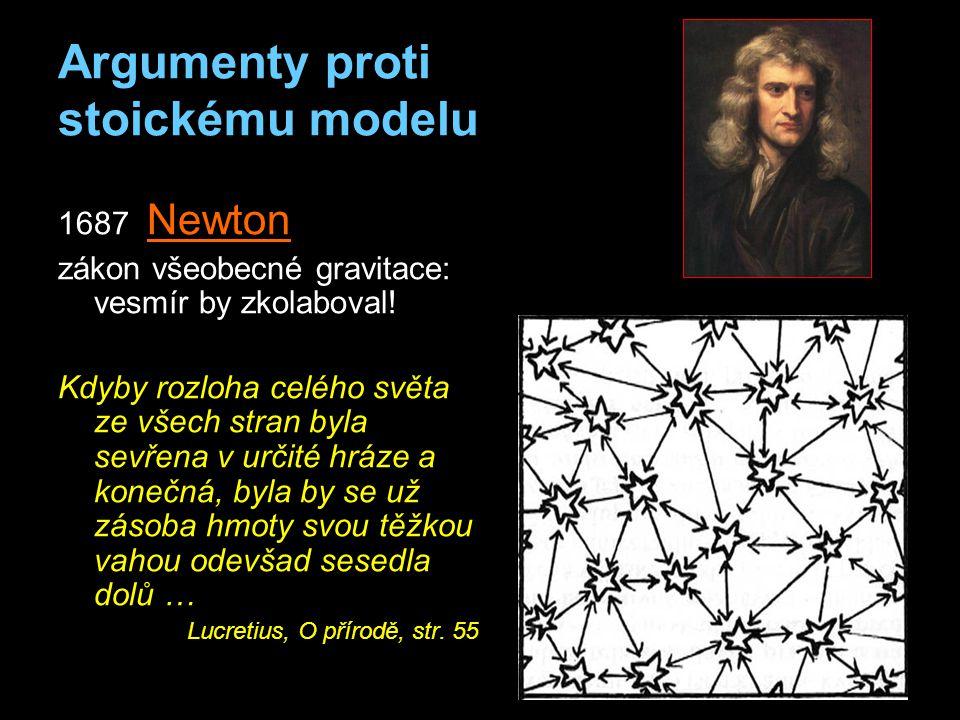 Argumenty proti stoickému modelu