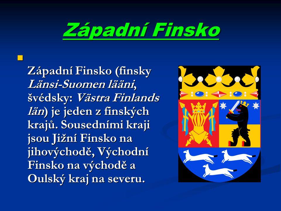 Západní Finsko