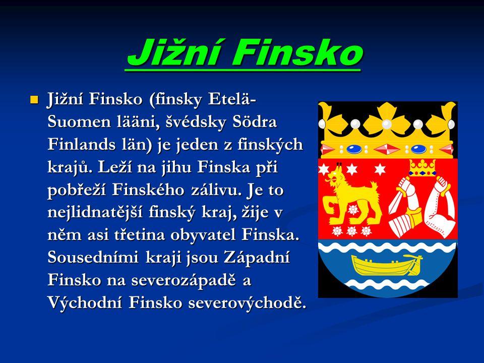 Jižní Finsko
