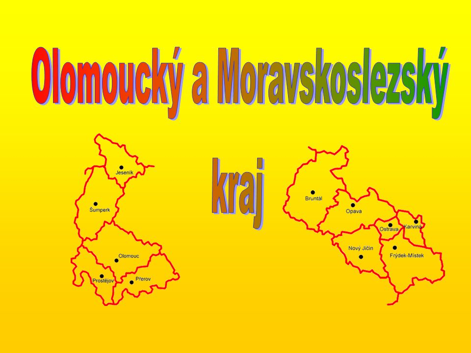 Olomoucký a Moravskoslezský