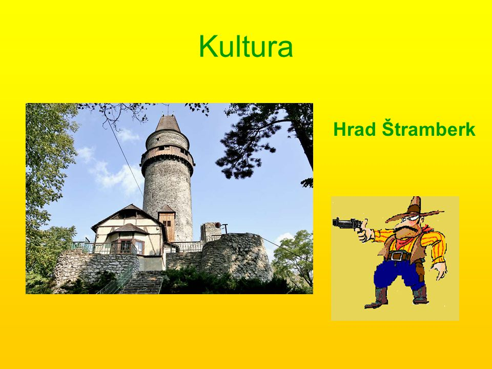 Kultura Hrad Štramberk