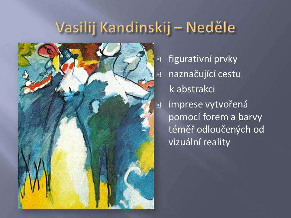 Vasilij Kandinskij – Neděle