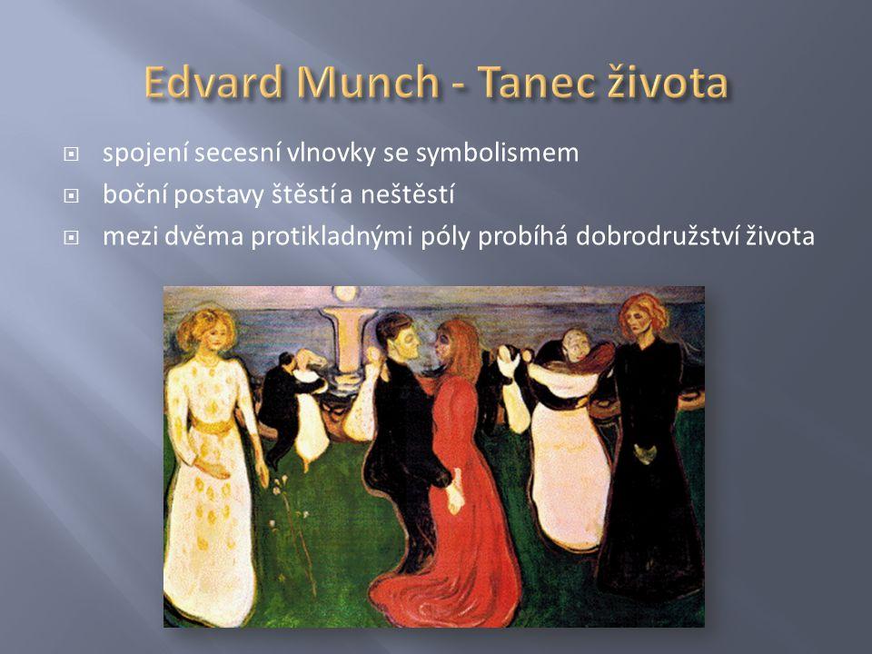 Edvard Munch - Tanec života