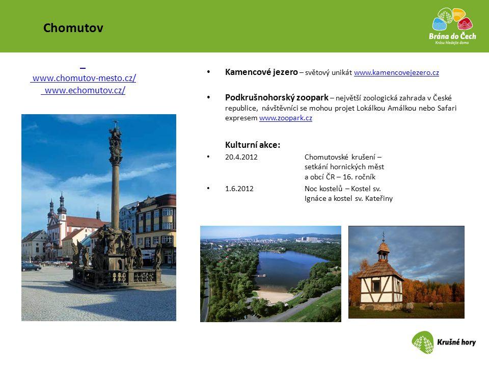 Chomutov www.chomutov-mesto.cz/