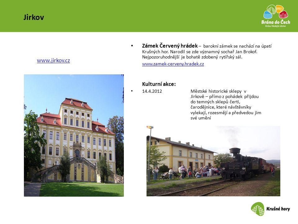 Jirkov www.jirkov.cz.