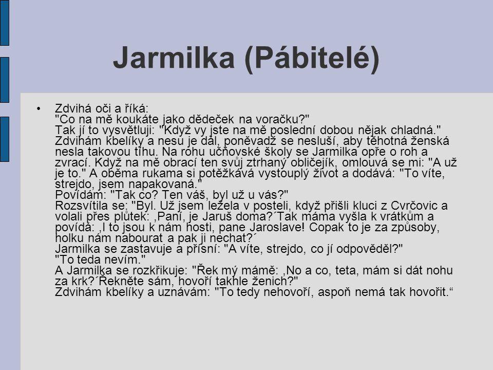 Jarmilka (Pábitelé)