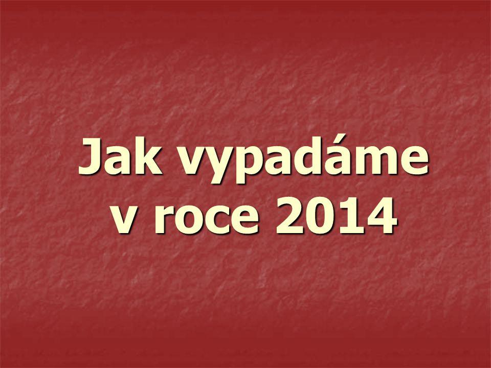 Jak vypadáme v roce 2014
