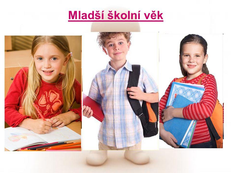 Mladší školní věk