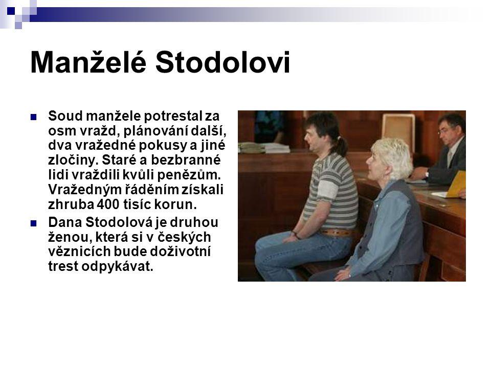 Manželé Stodolovi