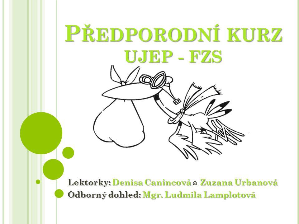 Předporodní kurz UJEP - FZS