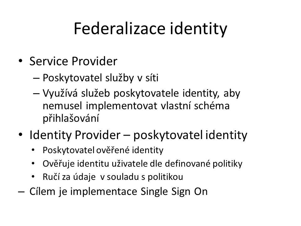 Federalizace identity