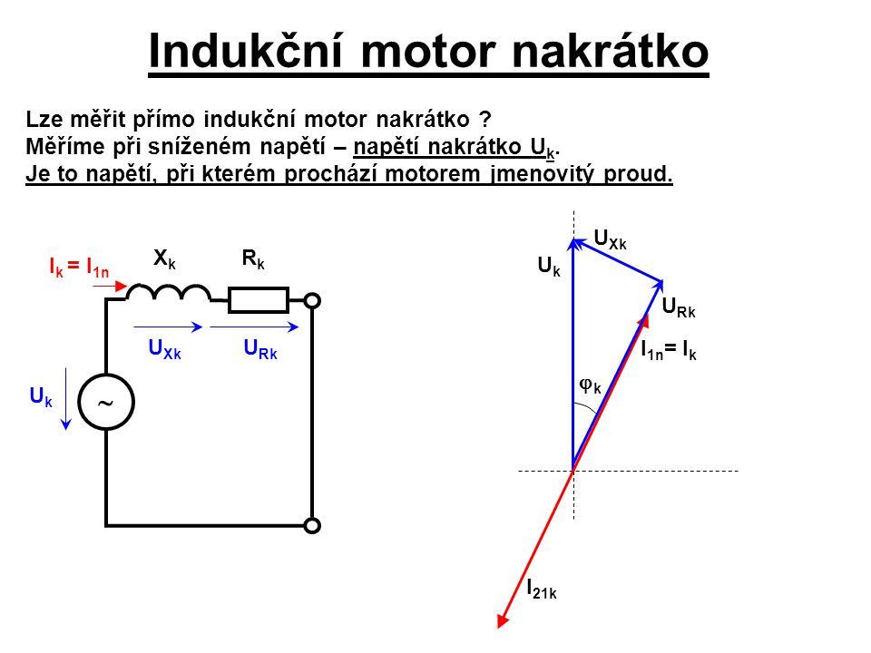 Indukční motor nakrátko