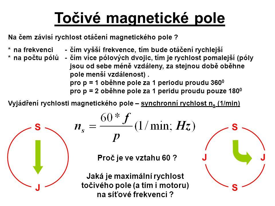 Točivé magnetické pole