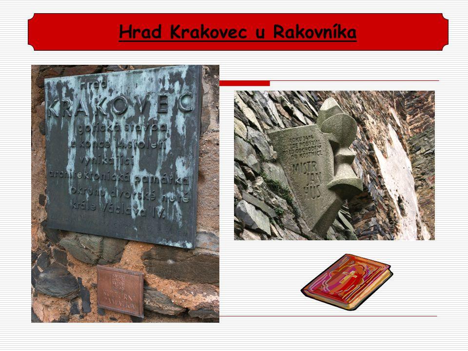 Hrad Krakovec u Rakovníka