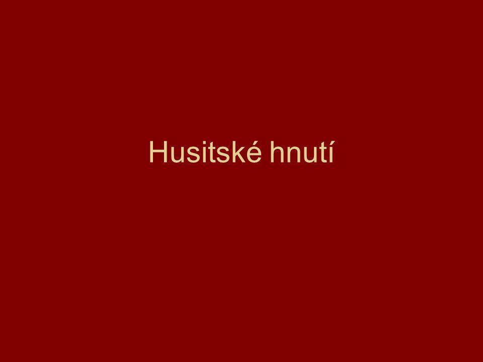 Husitské hnutí