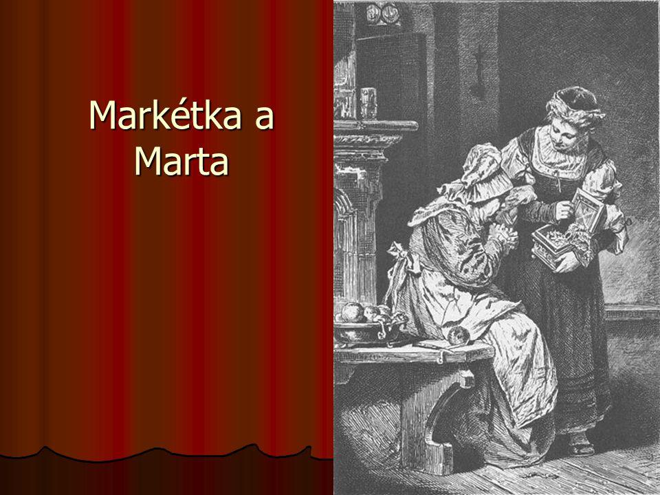 Markétka a Marta