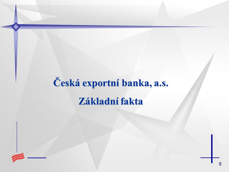 Česká exportní banka, a.s.