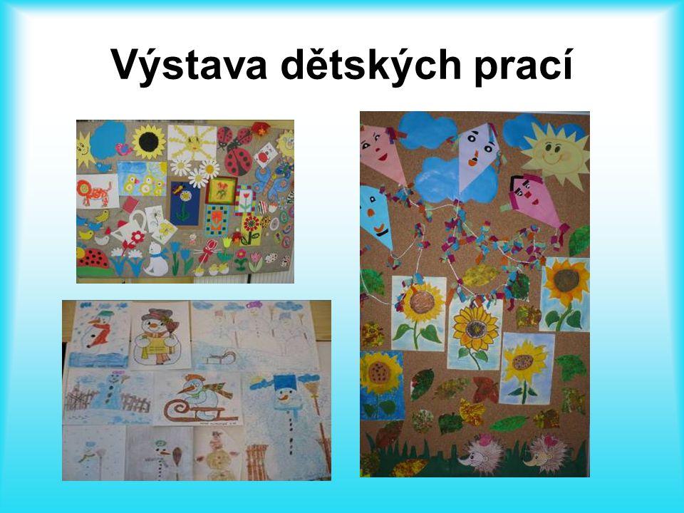 Výstava dětských prací