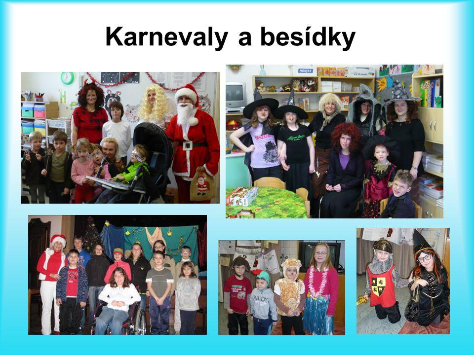 Karnevaly a besídky
