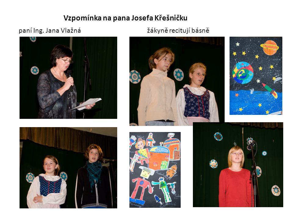 Vzpomínka na pana Josefa Křešničku