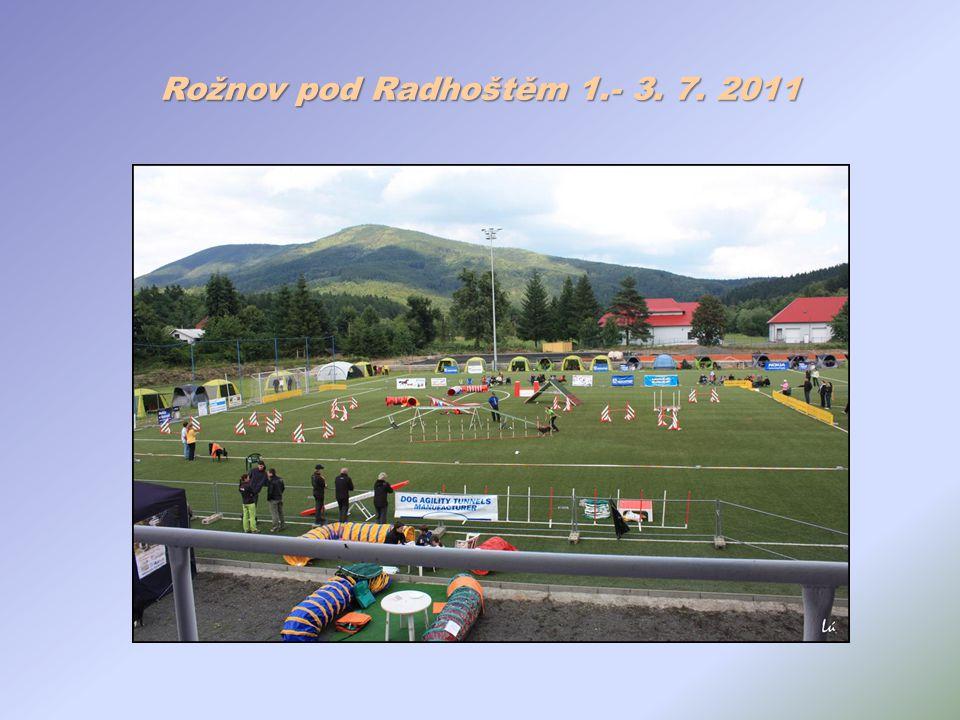 Rožnov pod Radhoštěm 1.- 3. 7. 2011