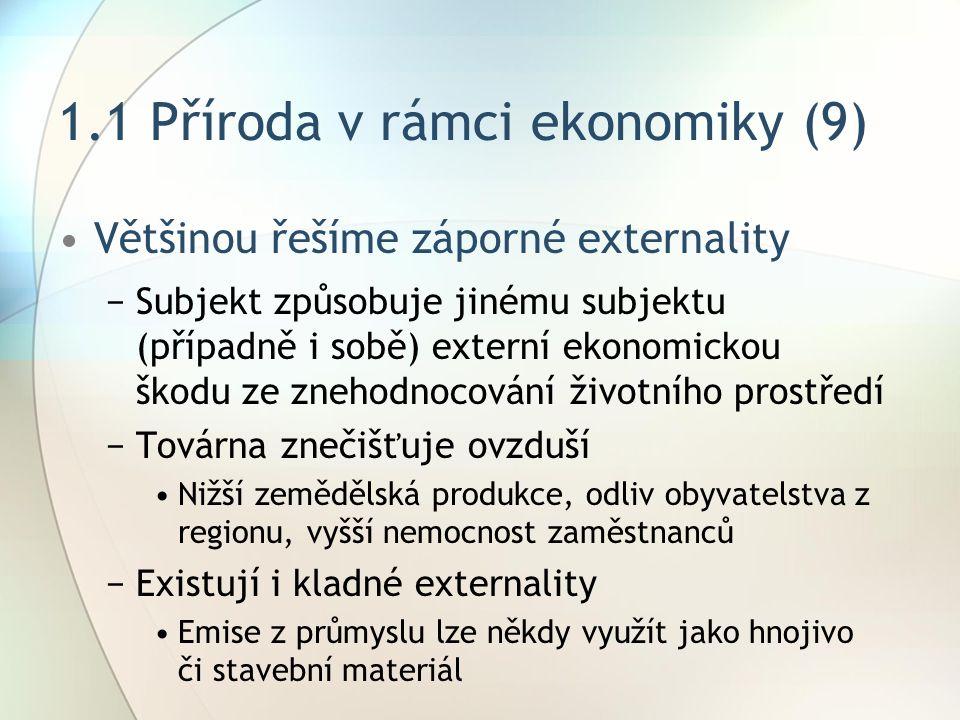 1.1 Příroda v rámci ekonomiky (9)