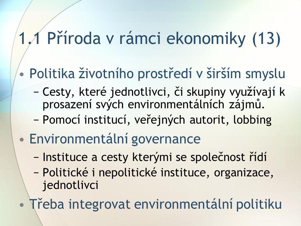 1.1 Příroda v rámci ekonomiky (13)