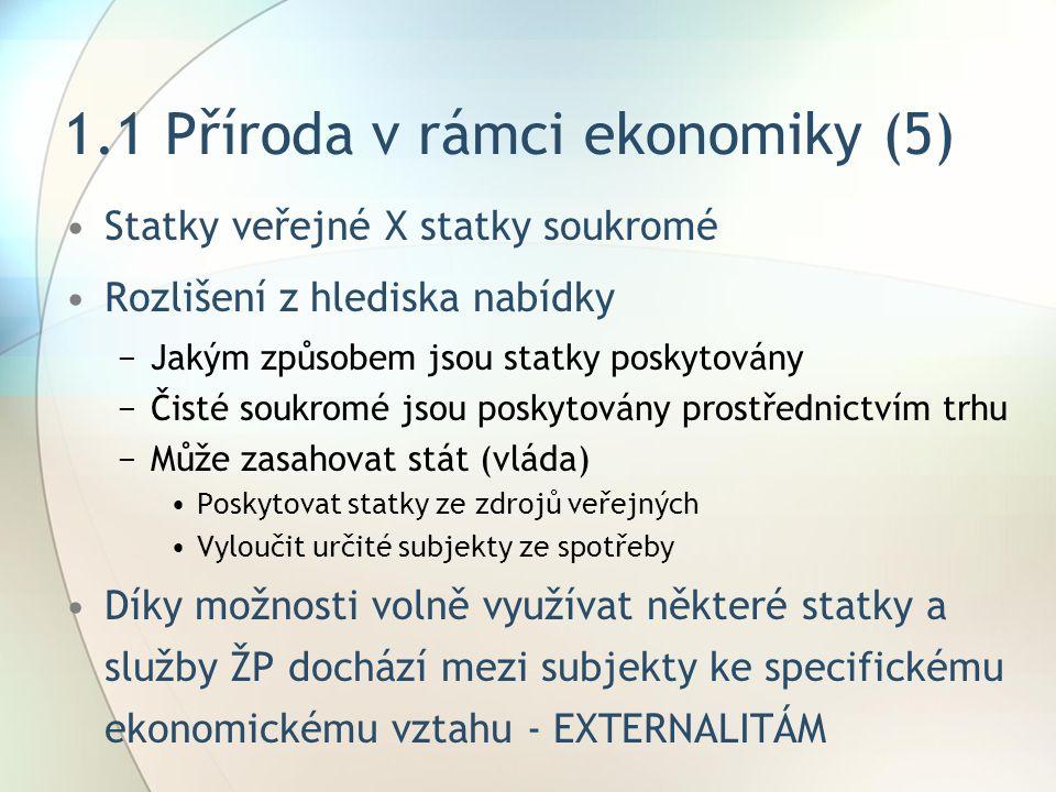 1.1 Příroda v rámci ekonomiky (5)