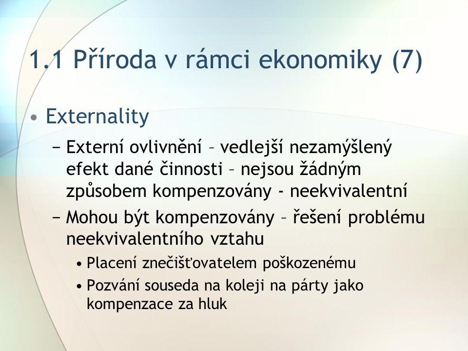 1.1 Příroda v rámci ekonomiky (7)
