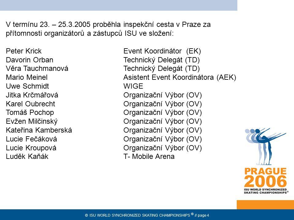 Peter Krick Event Koordinátor (EK)