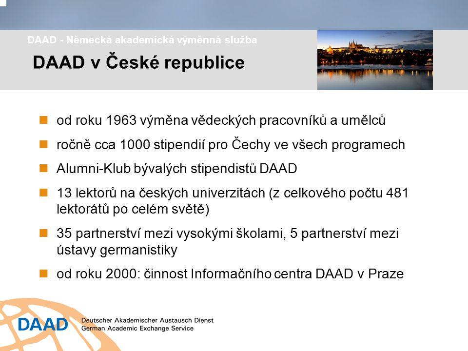 DAAD - Německá akademická výměnná služba