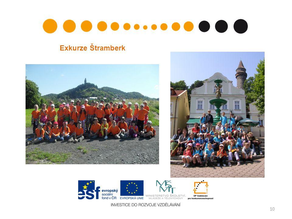 Exkurze Štramberk