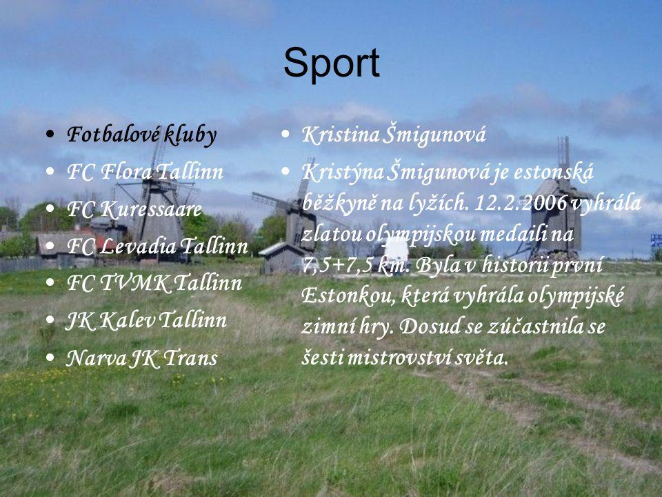 Sport Fotbalové kluby FC Flora Tallinn FC Kuressaare