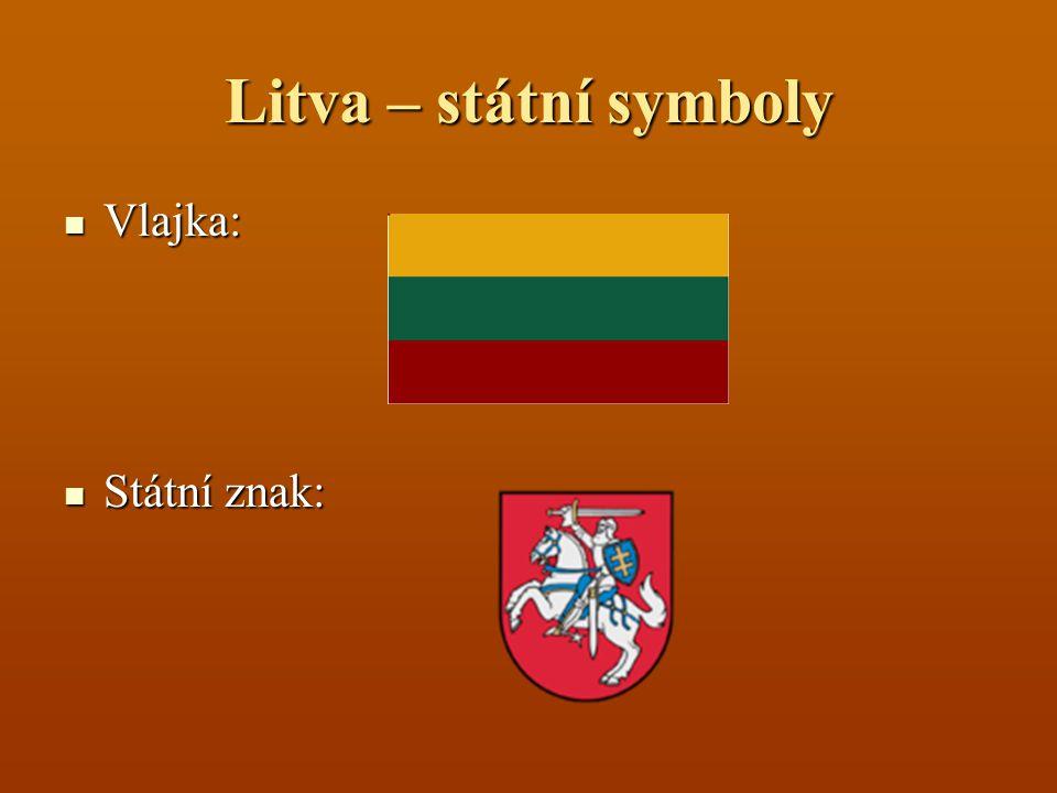 Litva – státní symboly