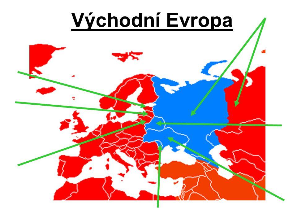 Východní Evropa