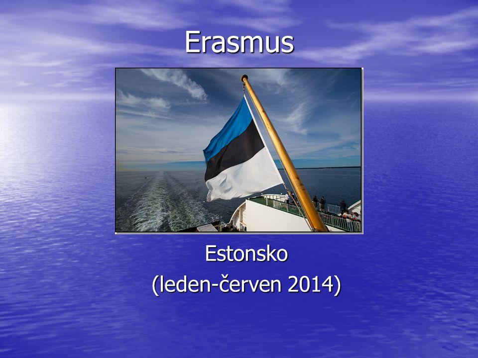 Estonsko (leden-červen 2014)