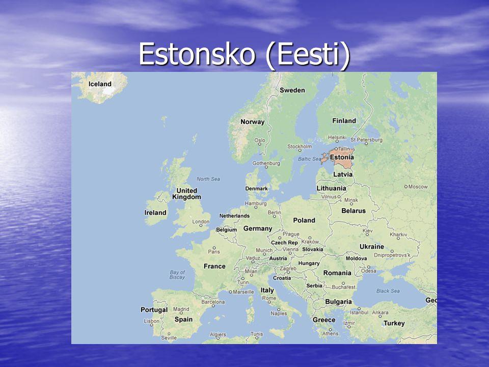 Estonsko (Eesti)