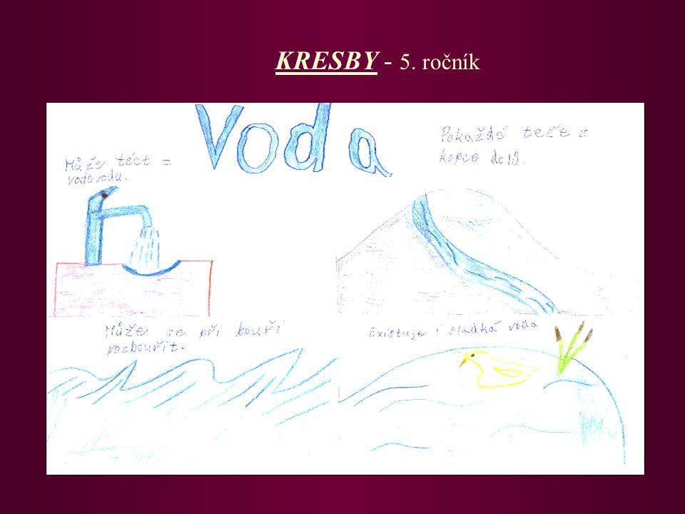 KRESBY - 5. ročník
