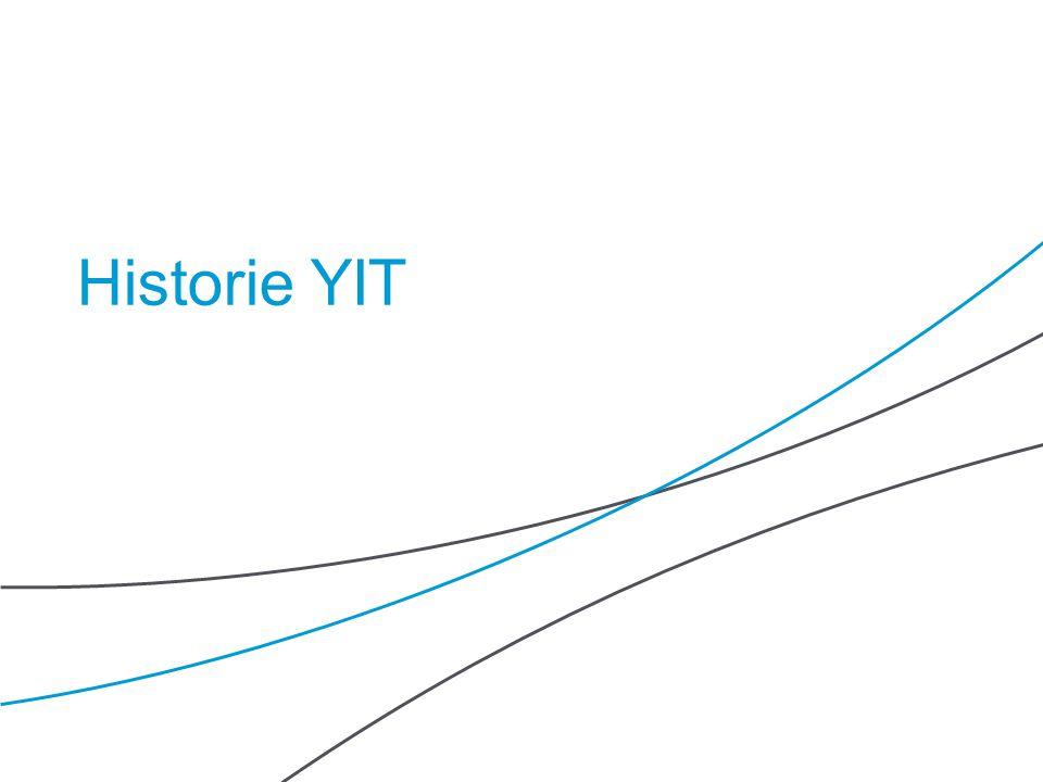 Historie YIT YIT | 3 | Public