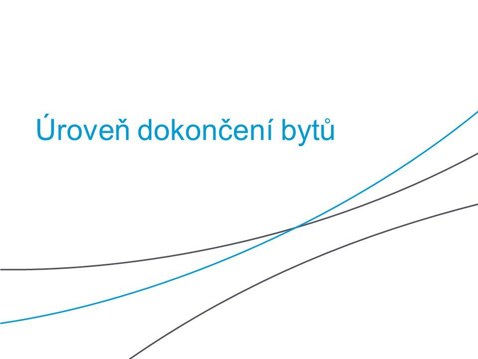 Úroveň dokončení bytů YIT | 41 | Public