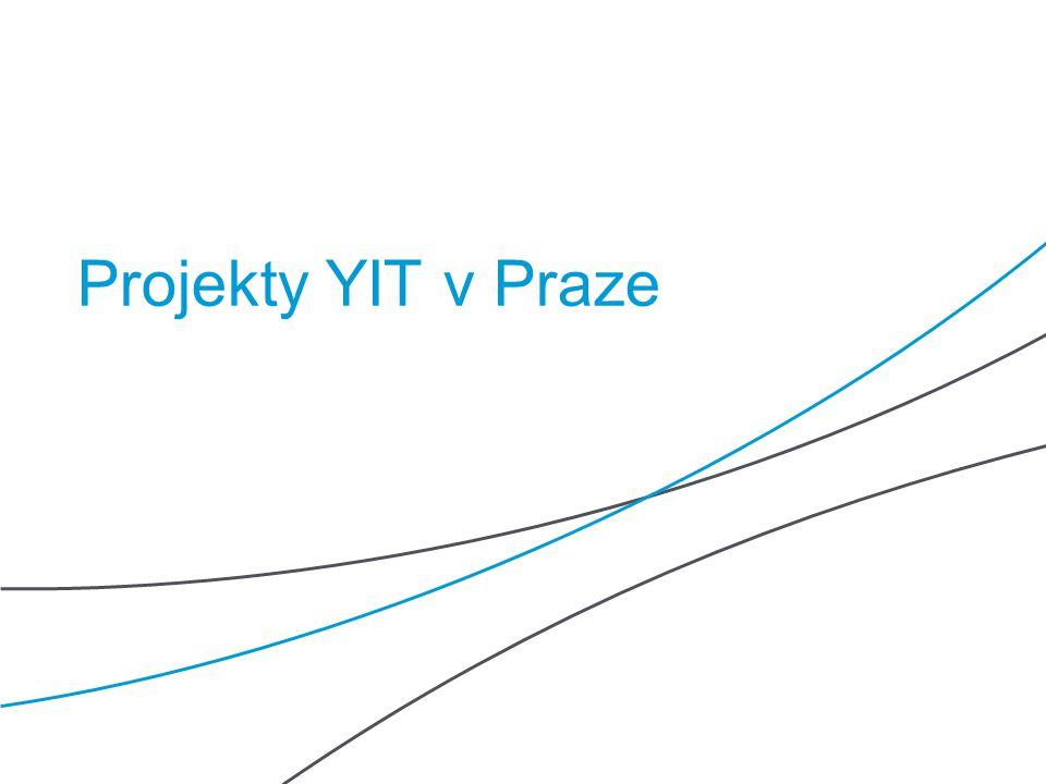 Projekty YIT v Praze YIT | 52 | Public